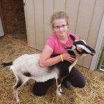 Goats: Aleya 4-H SweetPro Sponsorship