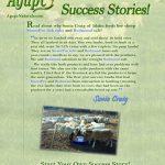 Sheep: Sonia Craig's Ewes, Lambs Success Story