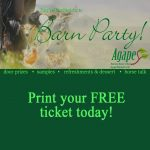 Barn Party in Fort Collins