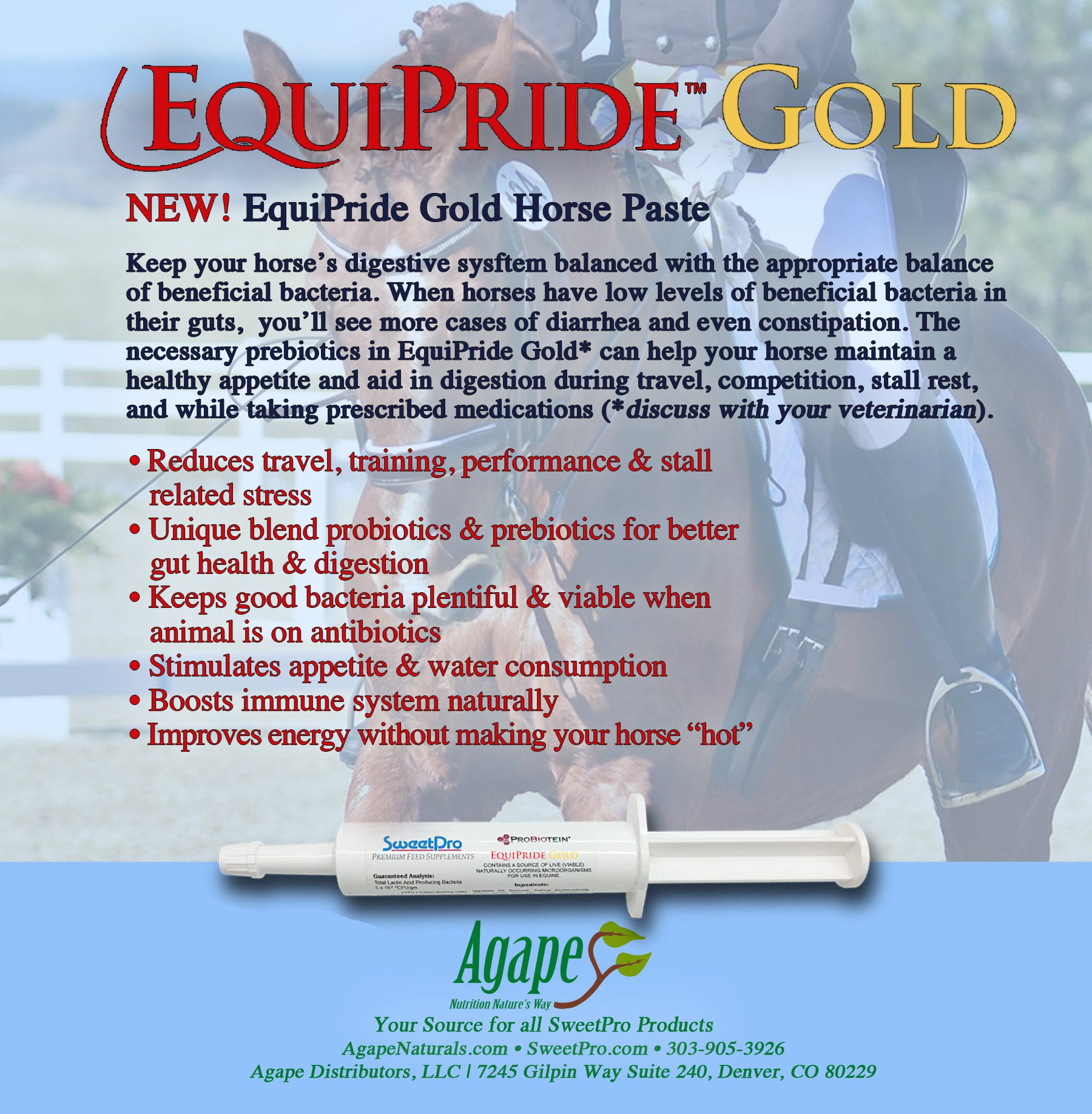 Horse: EquiPride Gold Video